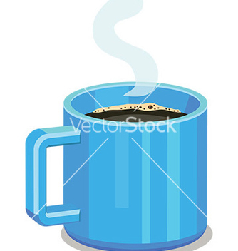 Free coffee mug vector - Kostenloses vector #232713