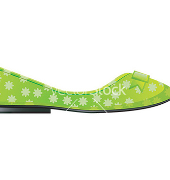 Free flat shoes vector - Free vector #232943