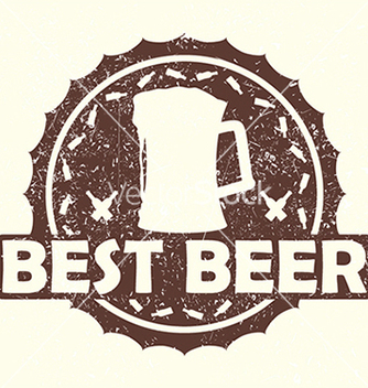 Free best beer vector - Free vector #233373