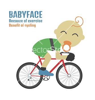 Free 108baby face vector - Kostenloses vector #233973