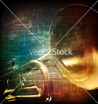 Free abstract music grunge vintage background with vector - Free vector #234003