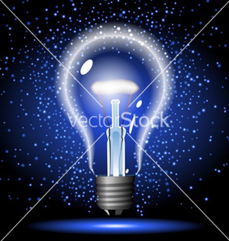 Free neon lighbulb vector - vector gratuit(e) #234143