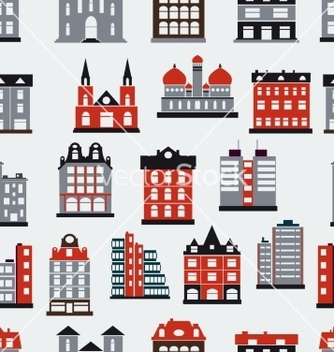 Free print city vector - Free vector #234233