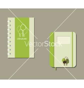 Free corporate identity template design for natural vector - Free vector #234733