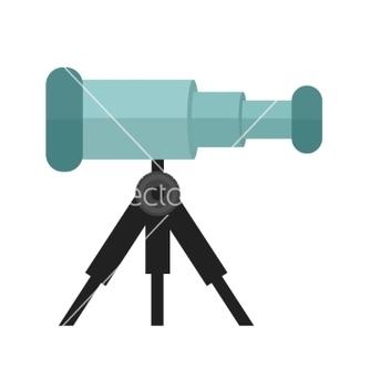 Free telescope vector - Free vector #235113
