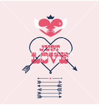 Free happy valentines day vector - vector gratuit(e) #235933