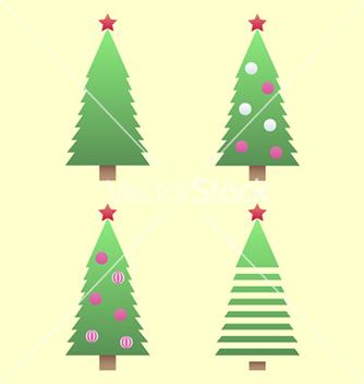 Free christmas tree gradient vector - Kostenloses vector #236383