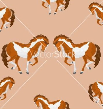Free seamless texture piebald horse vector - Free vector #236843