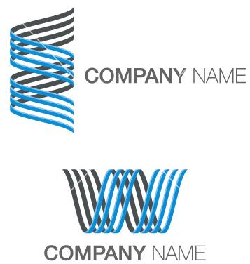 Free spiral logo concept vector - бесплатный vector #237043