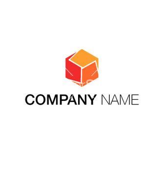 Free logo cubic concept vector - Free vector #237063