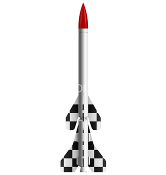 Free twostage rocket vector - Free vector #237613