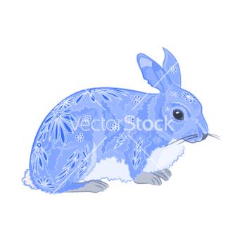 Free bunny vector - Free vector #237653