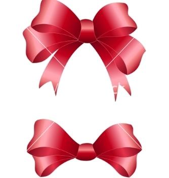 Free bows vector - Kostenloses vector #238013