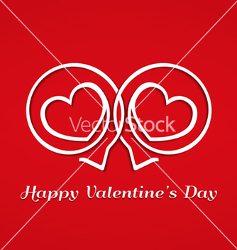 Free happy valentines day vector - Free vector #239153