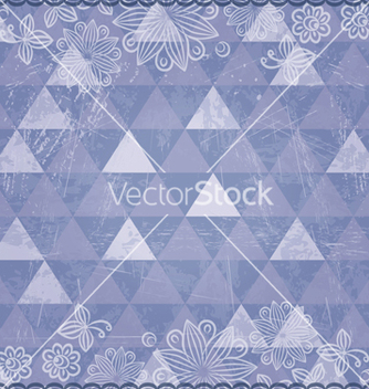 Free vintage mosaic background vector - Free vector #240483