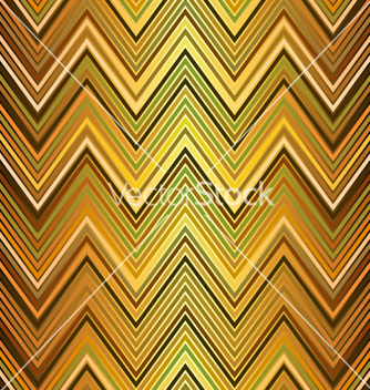 Free seamless golden striped pattern vector - Kostenloses vector #240493