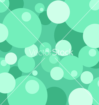 Free bubble background vector - Kostenloses vector #242253
