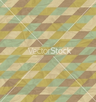 Free seamless retro geometric pattern vector - бесплатный vector #242283