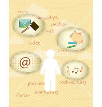 Free social media vector - Kostenloses vector #243403