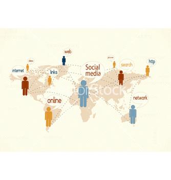 Free social media vector - Free vector #243583