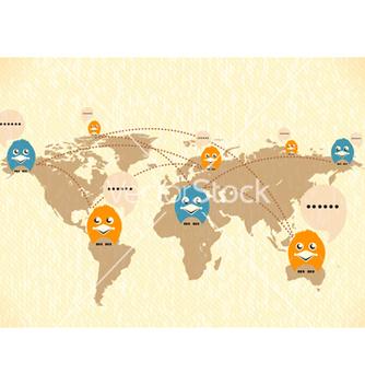Free social media vector - Kostenloses vector #243733