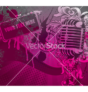 Free concert poster vector - Free vector #244523