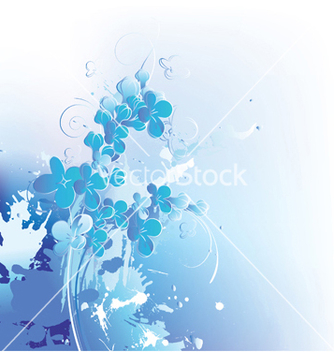 Free watercolor background vector - vector #244763 gratis
