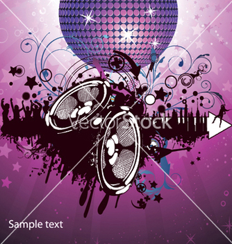 Free concert poster vector - Free vector #245103