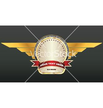 Free vintage label vector - Kostenloses vector #245493