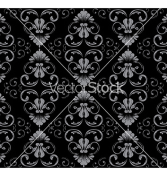 Free floral seamless pattern vector - Kostenloses vector #245563