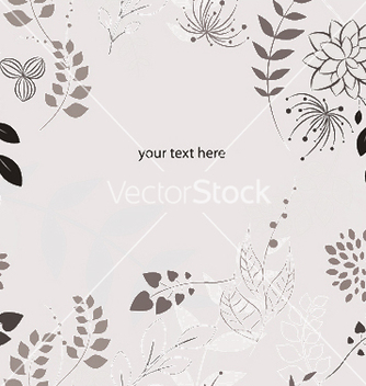 Free abstract floral background vector - Kostenloses vector #245813