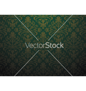Free damask seamless pattern vector - Free vector #246263