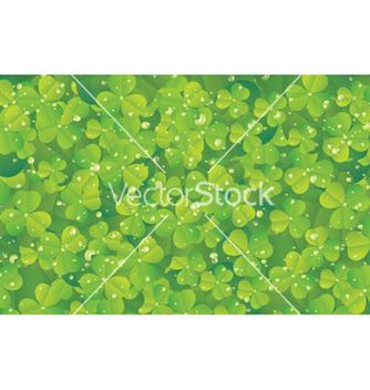 Free spring clover vector - Kostenloses vector #246543