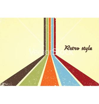 Free retro poster vector - Kostenloses vector #246613