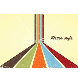 Free retro poster vector - Free vector #246613