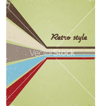 Free retro poster vector - Kostenloses vector #246793