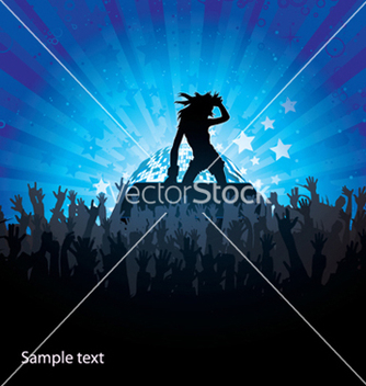 Free concert poster vector - Free vector #247253
