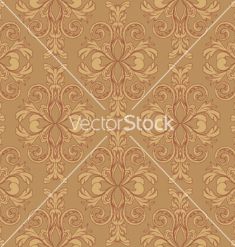 Free floral seamless pattern vector - Kostenloses vector #247273