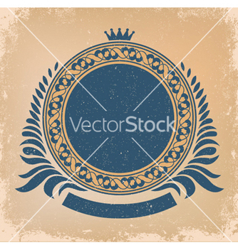 Free retro label vector - Free vector #247333