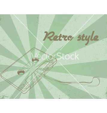 Free retro concert poster vector - Free vector #247493