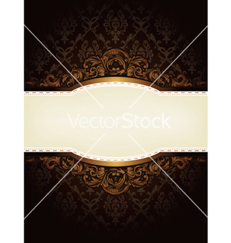 Free elegant engraved background vector - vector #248163 gratis