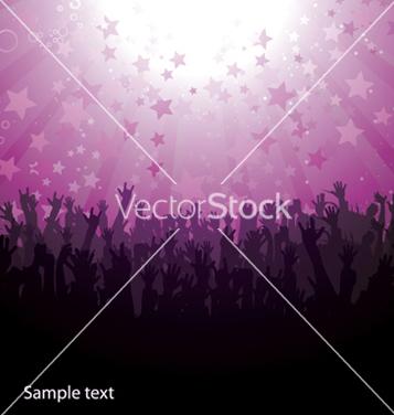 Free concert poster vector - бесплатный vector #248213