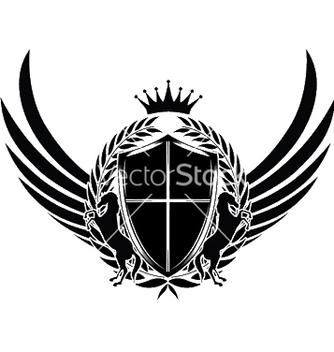 Free vintage emblem vector - Kostenloses vector #248453