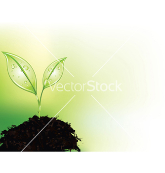 Free eco background vector - vector gratuit #248633