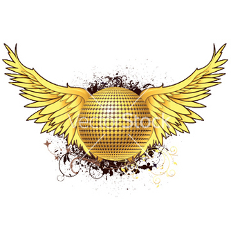 Free music emblem vector - Free vector #248963