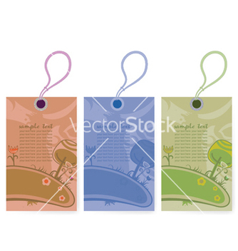 Free shopping tags vector - Free vector #248983