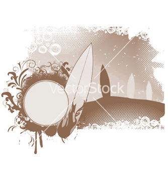 Free grunge summer vector - Free vector #249133