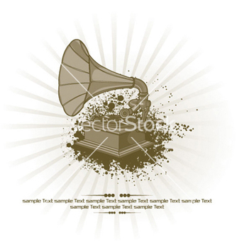 Free music background vector - vector gratuit #249233