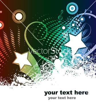 Free disco background vector - Free vector #249693