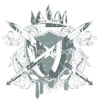 Free vintage emblem vector - Kostenloses vector #249803